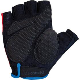Roeckl Borrello Handskar röd/svart
